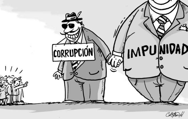 Impunitat i corrupció