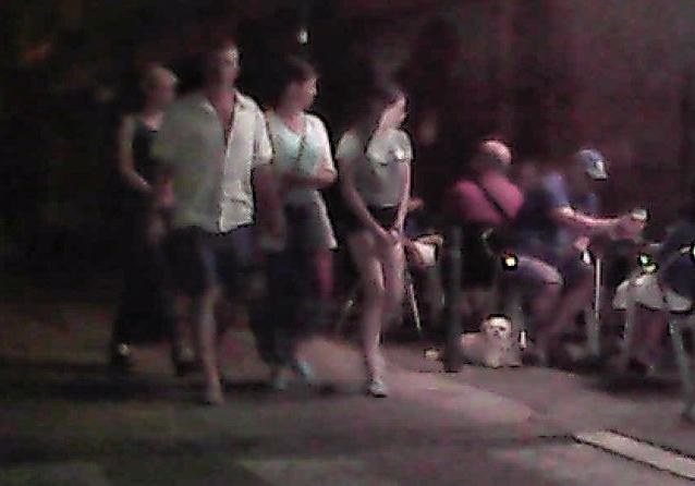 Bar cantonada vianants denuncia estartit voreres 2